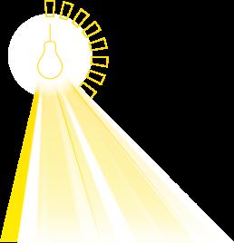 Illustration Licht